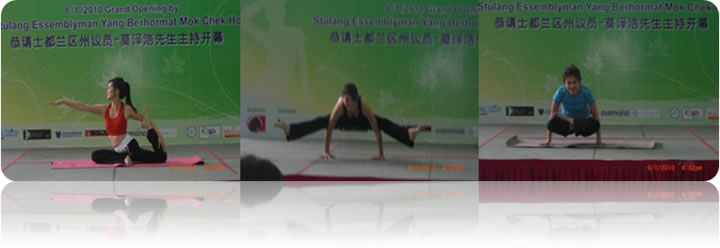 January 2010: VERON FITNESS STAR SEARCH CHALLENGE 2010 @ Expo JB (2)