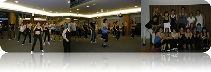August 2008: WellFIT Program by Veronica @ W.I Pte Ltd Singapore