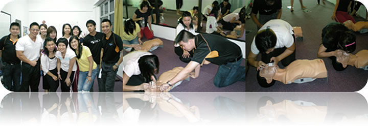 June 2008: CPR Certification Workshop (America Heart Saving Association)